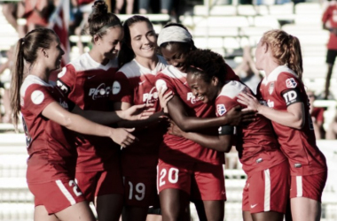 The Washington Spirit finished a disappointing season at the bottom of the table, winning five games in 2017. | Photo: Caitlin Buckley