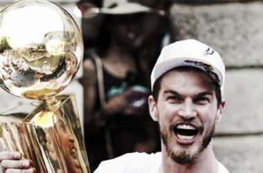 """Tiago Splitter: """"Quiero ser campeón de la NBA de nuevo"""""""