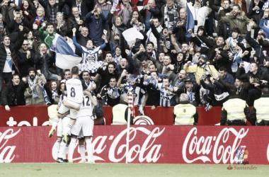 """Victoria """"deLux"""" del Deportivo en Gijón"""