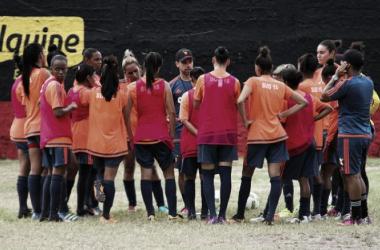 Rubro-negras serão comandadas por Jonas Urias, eleito o melhor do Paulistão 2016 (Foto: Williams Aguiar/Sport)