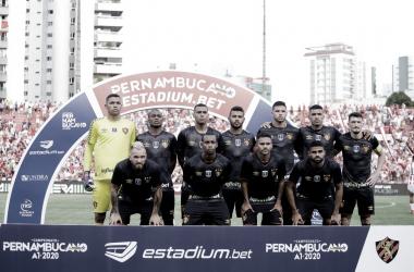 Base montada: Sport utilizará garotada mais uma vez contra Vitória-PE