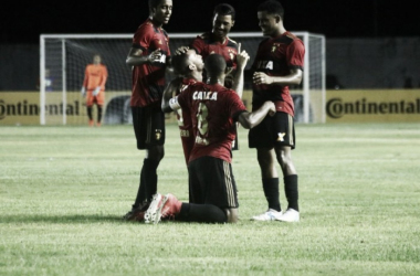 Resultado Sport x América pelo Campeonato Pernambucano (2-0)