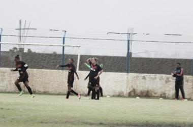 Sport vira sobre Vitória fora de casa e sai em vantagem na final do Pernambucano Feminino