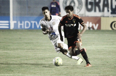 Auxiliar Thiago Gomes elogia reservas do Sport mesmo após derrota para Aparecidense