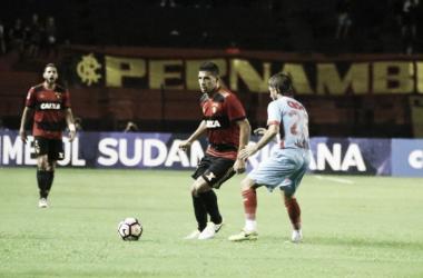 Sport se impõe e com dois de André abre vantagem contra Arsenal-ARG na Sul-Americana