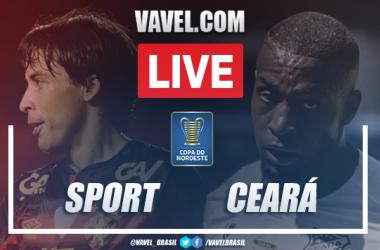 Gols e melhores momentos de Sport x Ceará (0-4)