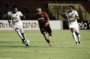 Sport supera problemas defensivos, arranca empate com Fluminense e segue no G-6