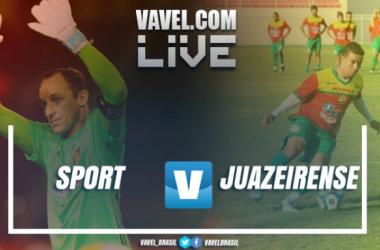 Resultado Sport x Juazeirense na Copa do Nordeste 2017 (5-0)