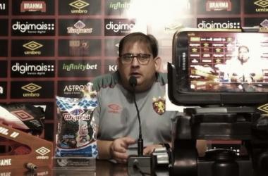 Com fim da Série B, Guto Ferreira explana sobre continuidade no Sport