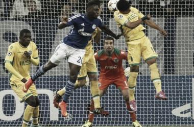 Schalke 04 4-3 SportinSchalke 04 4-3 Sporting : Leão de grande coração perde na Alemanhag : Leão de grande coração perde na Alemanha