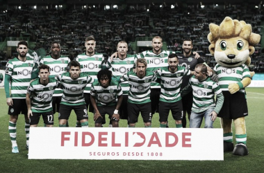 Sporting CP | Fuente: sporting.pt