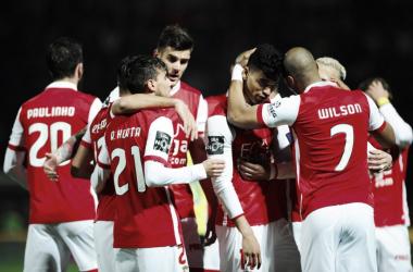 Fotografía: SC Braga