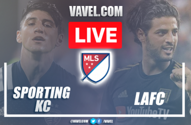 Goals and Highlights Sporting Kansas City 2-1 LAFC in MLS