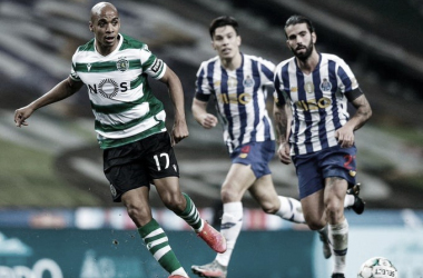 Goals and Highlights Sporting vs Porto (1-1)