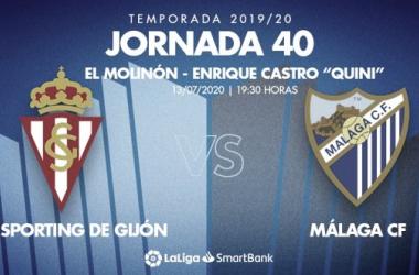 Previa Real Sporting - Málaga CF: final de finales