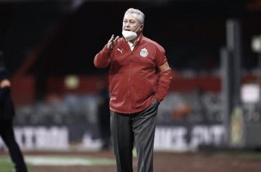 """Víctor Manuel Vucetich: """"No hemos ganado nada"""""""