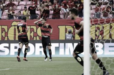 Em duelo entre rubro-negros, Sport e Vitória empatam na Arena de Pernambuco pelo Nordestão