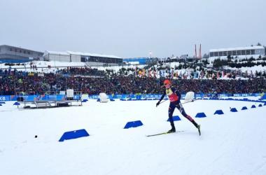 Anastasia Kuzmina s'impose sur le sprint (F)