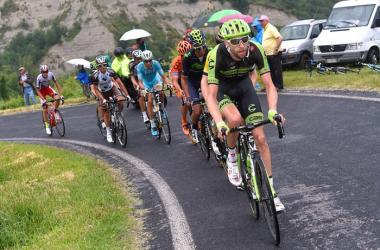 Outsiders al Giro de Italia 2016: la infinita 'clase media' | Fuente: Giro de Italia