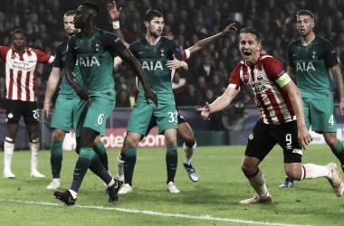 Previa Tottenham - PSV: ganar o eliminación