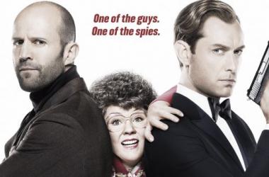 Jason Statham, Melissa McCarthy y Jude Law son los protagonistas de la hilarante película 'Espías'(Foto: therefinerycreative)