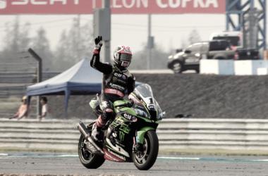 """Rea: """"Sería muy especial para mí llegar ahora a MotoGP"""""""