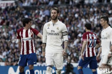 """Sergio Ramos: """"Vamos a intentar salir a ganar el partido"""""""