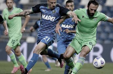 Sassuolo 2 a 0 Lazio (Serie A / Divulgação)
