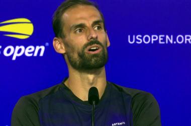 """US Open: Dorian Descloix says Victoria Azarenka has """"big goals"""""""