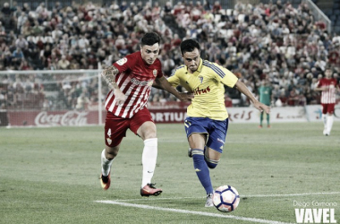 Álvaro García podrá jugar finalmente ante el Elche