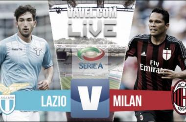 Follow Lazio vs AC Milan Live here on VAVEL.