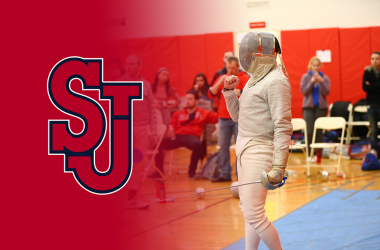 Fencing: the silent glory of St. John's University