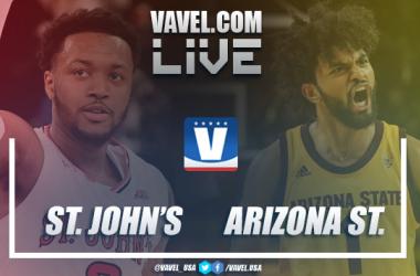 St. John's vs Arizona State LIVE Stream Updates (0-0)