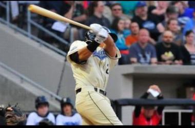 St Paul Saints Ride Hot Bats To Victory Over Fargo Moorhead Redhawks --http://saintsbaseball.com/news/