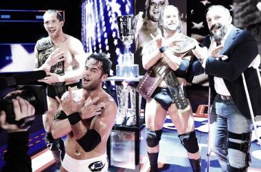 Los 'stables' de la WWE