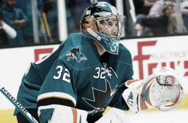 Alex Stalock renueva por dos temporadas junto a Mike Brown | Foto: NHL.com