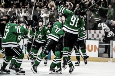 Dallas Stars, el equipo protagonista del mes de noviembre | Foto: NHL.com