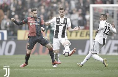 Diante do Genoa, Juventus busca nova vitória para seguir no topo e se aproximar do título