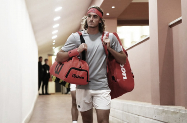 Stefanos Tsitsipas. Foto: Getty Images.