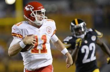 Primera victoria de los Chiefs de Andy Reid