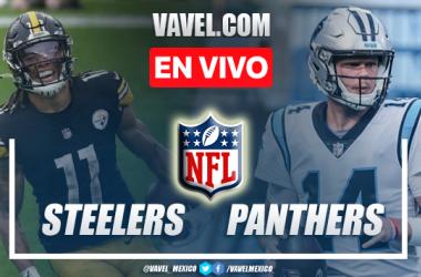 Resumen y touchdowns del Steelers 9-34 Panthers en Pretemporada NFL 2021