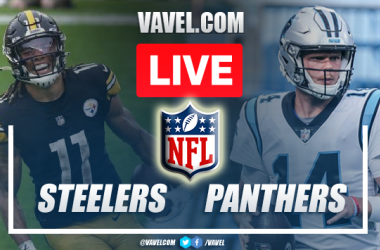 Highlights and Touchdowns: Steelers 9-34 Panthers in NFL Preseason
