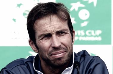 "Radek Stepanek: ""Con Agassi estamos en la misma línea"""