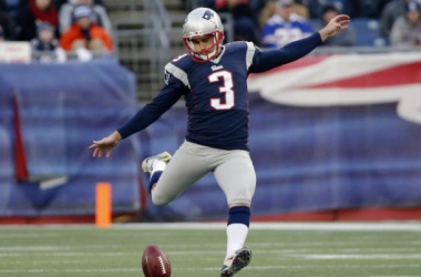 Stephen Gostkowski Signs With New England Before Franchise Tag Deadline
