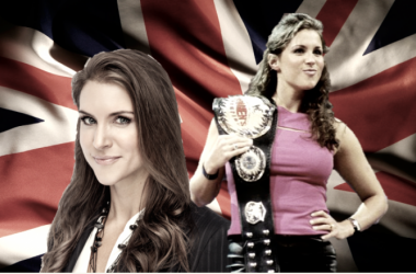 Stephanie McMahon comments on a potential UK PPV and getting back in the ring (image: joel lampkin)