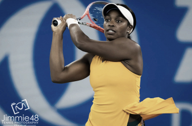 Sloane Stephens would be proud of her fight today | Photo: Jimmie48 Tennis Photography