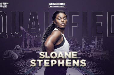 Sloane Stephens will be seeded sixth in Singapore | Photo: WTA
