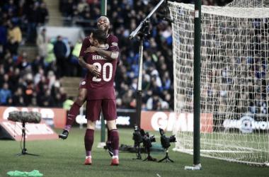 Manchester City vence Cardiff City e avança às oitavas de final da Copa da Inglaterra