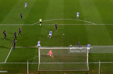 Manchester City 1-3 Lyon: A minute of madness sends City crashing out of the Champions League