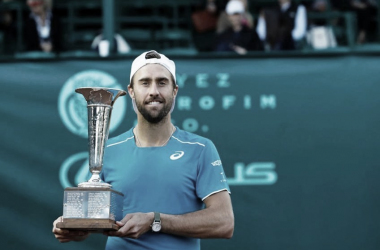Steve Johnson, campeón de la pasada edición. Foto: ATP World Tour